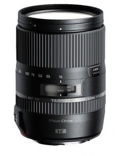 Tamron 16-300mm F/3.5-6.3 Di II VC PZD SLR Makro-objektiivi Musta Tamron B016N - 1