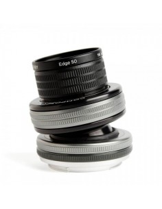 Lensbaby Composer Pro II with Edge 50 SLR Musta, Hopea Lensbaby LBCP2E50N - 1