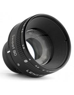 Lensbaby SWEET 80 Musta Lensbaby LBO80 - 1