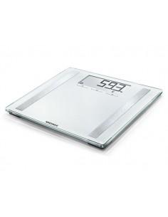 Soehnle Shape Sense Control 200 Sähkökäyttöinen henkilövaaka Neliö Valkoinen Soehnle 63858 - 1