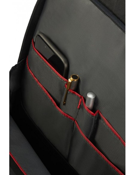 "Samsonite GuardIT 2.0 laukku kannettavalle tietokoneelle 39.6 cm (15.6"") Reppu Musta Samsonite 115330-1041 - 12"