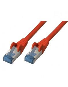 S-Conn 75720-R verkkokaapeli 10 m Cat6a S/FTP (S-STP) Punainen No-name 75720-R - 1