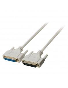 Valueline VLCP52110I50 rinnakkaiskaapeli 5 m Norsunluu Valueline VLCP52110I50 - 1