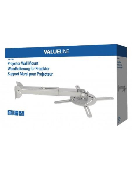 Valueline VLM-PM31 projektorin kiinnike Katto/seinä Hopea Valueline VLM-PM31 - 3