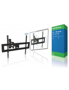 "Valueline VLMFM3L TV mount 177.8 cm (70"") Musta Valueline VLMFM3L - 1"