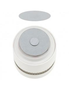 REV 0023070712 ilmaisimen telineen & pohjakannen levy Valkoinen Rev 0023070712 - 1