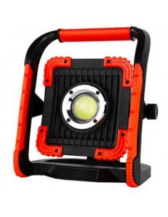 REV 2620011810 taskulamppu Musta, Punainen LED Rev 2620011810 - 1