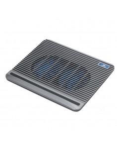 """Rivacase 5555 kannettavan tietokoneen jäähdytysalusta 39.6 cm (15.6"""") Musta Rivacase 4260403571972 - 1"""