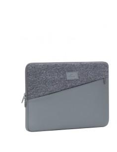 """Rivacase 7903 laukku kannettavalle tietokoneelle 33.8 cm (13.3"""") Suojakotelo Harmaa Rivacase 4260403573419 - 1"""
