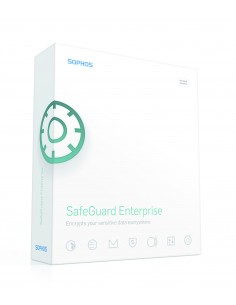 Sophos SafeGuard Enterprise Data Exchange, RNW, 50-99u, 12m USC Sophos NDXG1CNAA - 1