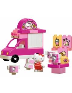 Big Play Bloxx Hello Kitty Ice Cream Truck Big 800057148 - 1
