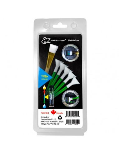 VisibleDust EZ Plus Kit Laitteiden puhdistuspakkaus Digitaalikamera 1.15 ml Visible Dust 12300438 - 1
