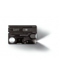 Victorinox SwissCard Lite Onyx kauneudenhoito Victorinox 0.7333.T3 - 1
