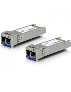 Ubiquiti Networks UF-SM-10G lähetin-vastaanotinmoduuli Valokuitu 10000 Mbit/s SFP+ 1310 nm Ubiquiti Networks Inc. UF-SM-10G - 1