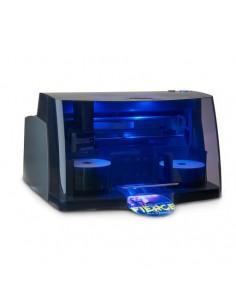 PRIMERA Bravo 4202 CD-/DVD-levyjen monistuslaite 100 levyt USB 3.2 Gen 1 (3.1 1) Musta Primera Technology 063556 - 1