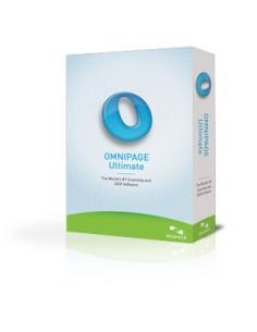 Nuance OmniPage Ultimate Päivitys Englanti Nuance LIC-E789X-W00-19-A - 1