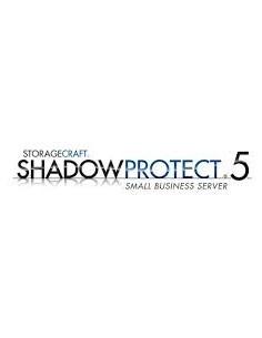 StorageCraft ShadowProtect SBS Edition v 5.x, Mnt, 1 Y Storagecraft BSBS50EUMS011YZZZ - 1