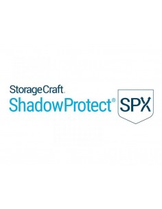 StorageCraft ShadowProtect SPX 1 lisenssi(t) Päivitys Englanti Storagecraft XSXW00EUUG0100ZZZ - 1