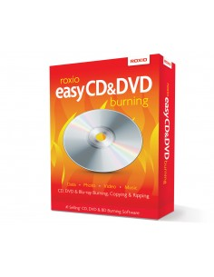 Corel Easy CD & DVD Burning Corel 220810EU - 1
