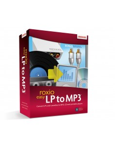 Corel Roxio easy LP to MP3 Corel 243600UK - 1