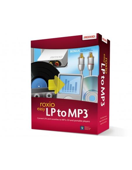 Corel Roxio easy LP to MP3 Corel 243600UK - 2