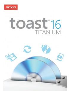 Corel Roxio Toast Titanium 16 Corel RTOT16MLMBEU - 1