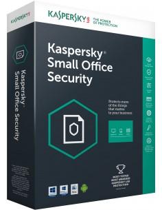 Kaspersky Lab Small Office Security 7 Peruslisenssi 5 lisenssi(t) 1 vuosi/vuosia Kaspersky KL4541XCEFR - 1