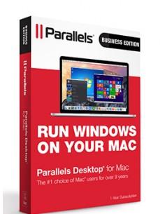 Parallels Desktop for Mac Business Edition, Acad, 101 - 250. 1 Y Parallels PDBIZ-ASUB-S02-1Y - 1