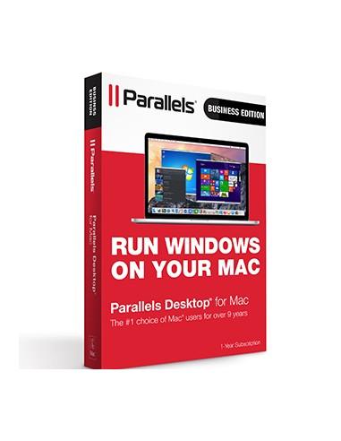 Parallels Desktop f/ Mac Business Edition Parallels PDBIZ-SUB-S02-1Y - 1