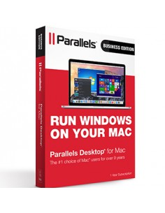 Parallels Desktop f/ Mac Business Edition Parallels PDBIZ-SUB-S02-2Y - 1