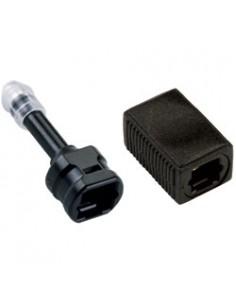 Bandridge BAK700 kaapeli liitäntä / adapteri TOS Jack 3.5mm Musta Bandridge BAK700 - 1