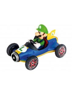 Carrera Mario Kart Mach 8 - Luigi Mönkijä Sähkömoottori 1:18 Carrera 370181067 - 1