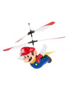 Carrera Toys Super Mario - Flying Cape radio-ohjattava (RC) helikopteri Lentovalmis (RTF) Sähkömoottori Carrera 370501032 - 1