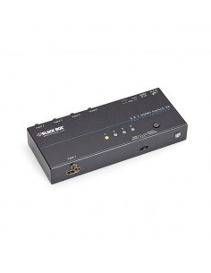 Black Box 4K HDMI Switch - 2 x 1 Black Box VSW-HDMI2X1-4K - 1