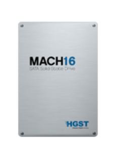"HGST MACH16 2.5"" 100 GB Serial ATA II SLC Stec 0T00076 - 1"