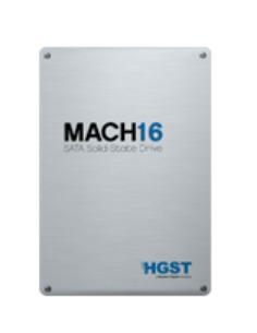 "HGST MACH16 2.5"" 100 GB Serial ATA II SLC Stec 0T00079 - 1"