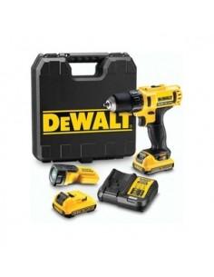 DeWALT DCD710D2F 1500 RPM utan nyckel 1.1 kg Svart, Gul Dewalt DCD710D2F-QW - 1