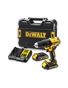 DeWALT DCD777S2T-QW borr 1750 RPM utan nyckel 1.5 kg Svart, Gul Dewalt DCD777S2T - 1