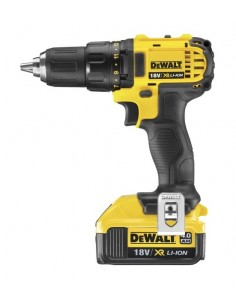 DeWALT DCD780M2 borr 1.84 kg Svart, Gul Dewalt DCD780M2 - 1