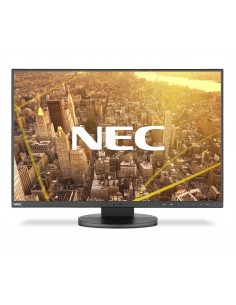 "NEC MultiSync EA245WMi-2 61 cm (24"") 1920 x 1200 pikseliä WUXGA LED Musta Nec 60004486 - 1"