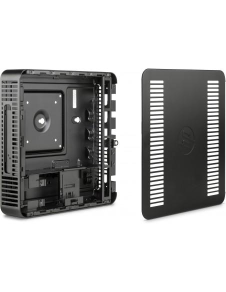 HP Desktop Mini LockBox v2 Työpöytä Musta Hp 3EJ57AA - 4