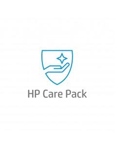HP :n 3 vuoden vaihto-osapalvelu ja laitteistotuki seuraavana arkipäivänä, DesignJet Z6610-60 (vain kanava) Hp U9ZK7E - 1