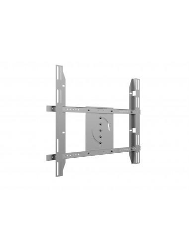 Multibrackets M Public Display Stand Single Screen Mount Silver Multibrackets 7350022736986 - 1