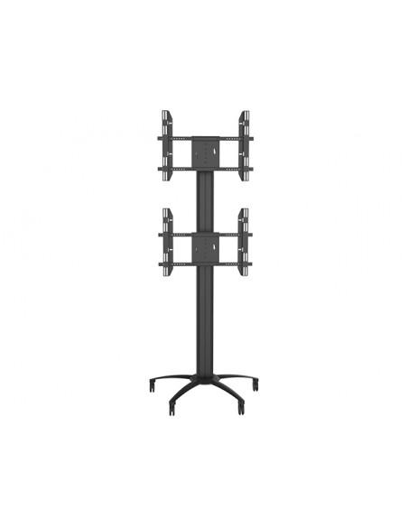 Multibrackets 7 350 073 730 667 Musta Litteä paneeli Multimediakärry Multibrackets 7350073730667 - 15