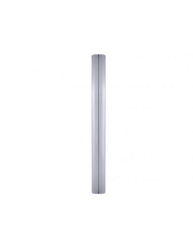 Multibrackets M Public Display Stand Pillar 70 Silver, incl. 220V Power Rail Multibrackets 7350073730674 - 1