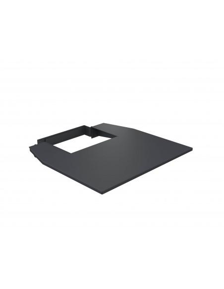 Multibrackets Front Shelf for Motorized Public Floorstands 160kg Multibrackets 7350073734863 - 1