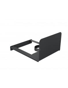 Multibrackets 4887 CPU-teline Näytön jalustaan asennettava keskusyksikköteline Musta Multibrackets 7350073734887 - 1