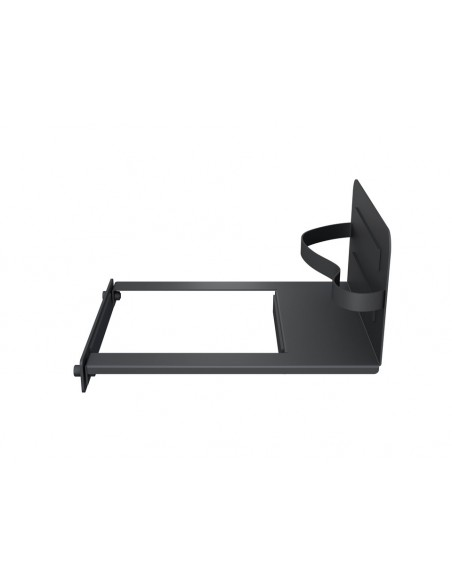 Multibrackets Side Shelf Mediaholder Motorized Public Floorstands 160kg Multibrackets 7350073734887 - 2