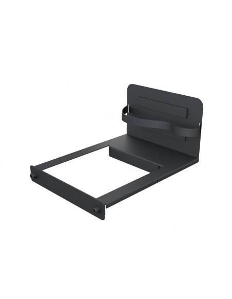 Multibrackets Side Shelf Mediaholder Motorized Public Floorstands 160kg Multibrackets 7350073734887 - 3