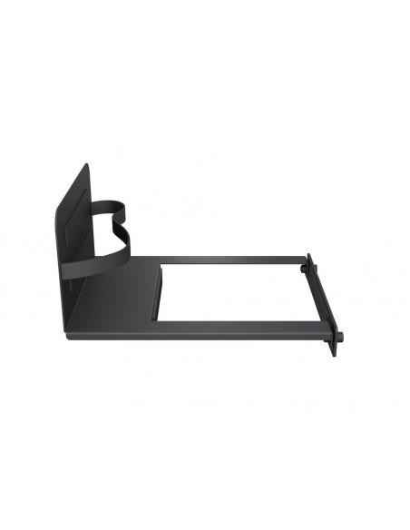 Multibrackets Side Shelf Mediaholder Motorized Public Floorstands 160kg Multibrackets 7350073734887 - 4